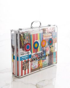 Dylan's candy bar briefcase