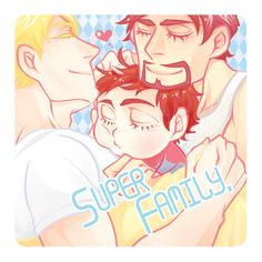 Super Family by shadowfree99 on DeviantArt