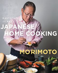 Chef Masaharu Morimoto has the answer to your craving for warm, cozy clean-eating
