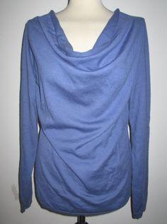 * * * FFC Wolle-/Seidenpullover blau, Gr.L * * * | eBay Abercrombie Fitch, Shirts, Sweaters, Ebay, Fashion, Clothing Accessories, Fashion Women, Blouses, Moda