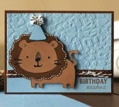 Cute kid's birthday card- Northridge Publishing