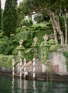 Water Gate of Villa Babianello, Lake Como More, Italy Italy Vacation, Italy Travel, Lac Como, Siena Toscana, Tuscany, The Places Youll Go, Places To Go, Beautiful World, Beautiful Places