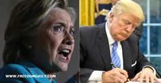 HOLY SH*T! Look What Trump Does To Hillary 24 Hours After She Announces Plan To Run in 2020