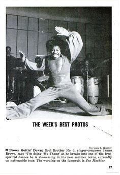 Jet Magazine, 1974 — James Brown