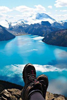 Tips for hiking Panorama Ridge, British Columbia, Canada.