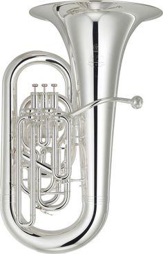 Yamaha YEB-632IIS Professional Neo Series Tuba