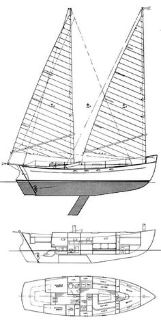 Inducted 2000 - FREEDOM 40 (AC) Hull Type: Keel/Cbrd. Rig…