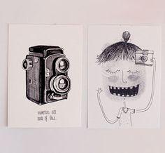 Photography Postcards.