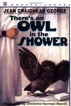 Use to teach non-renewable/renewable resources There's an Owl in the Shower by Jean Craighead George http://www.amazon.com/dp/0064406822/ref=cm_sw_r_pi_dp_UsAWub03XP7A4