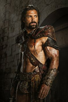 Still of Manu Bennett in Spartacus: War of the Damned