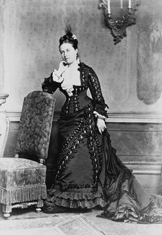 Victoria, Crown Princess of Germany, 1877 [in Portraits of Royal Children Vol.22 1877-78] | Royal Collection Trust
