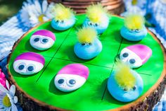 DIY Tic Tac Toe Game    Home & Family   Hallmark Channel