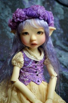 LeeLee Elf - Tracy Promber