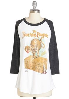 @emle34 Tee's the One for Me. Today, tonight - it always feels like the greatest day youve ever known when youre sporting this Smashing Pumpkins tee. #multi #modcloth