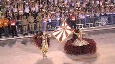 Abertura Salgueiro Carnaval 2014 (Comissão e Casal de Mestre Sala e Port...