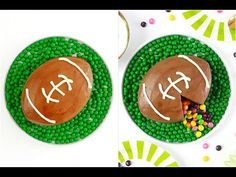 Learn to make this tasty, easy and super cool American Football Surprise cake… Surprise Cake, Bird Party, Birthday Parties, Birthday Ideas, American Football, Themed Cakes, Quick Easy Meals, Holiday Parties, Amazing Cakes