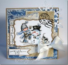 LOTV - The Perfect Snowman - http://www.liliofthevalley.co.uk/acatalog/Stamp_-_The_Perfect_Snowman.html