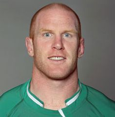 paul o connell, irish rugby legend