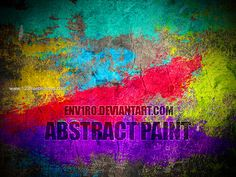 Abstract Paint - Download  Photoshop brush http://www.123freebrushes.com/abstract-paint-2/ , Published in #GrungeSplatter. More Free Grunge & Splatter Brushes, http://www.123freebrushes.com/free-brushes/grunge-splatter/ | #123freebrushes