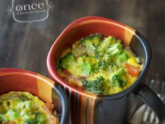 Omelet in a Cup recipe- Once a Month Meals