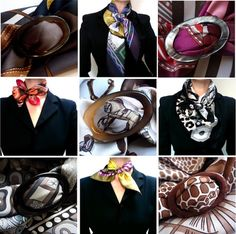 MaiTai Collection - I have the classique grande. So versatile to extend your Hermes scarf-tying repertoire!