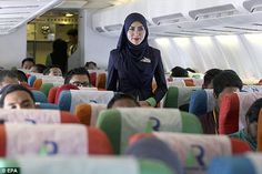 Malaysia shuts down first Shariah-compliant airline