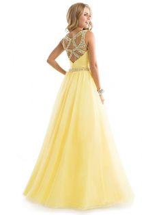 Gorgeous ball gown prom dress! Sweet heart neck line beading Floor-length