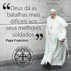 A frase e boa. A Guy Like You, Jesus Prayer, Peace On Earth, Study Motivation, Pope Francis, Amazing Quotes, Picture Quotes, Positive Vibes, Bible Verses