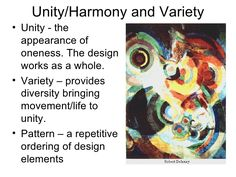 Variety In Art, Unity In Art, Design Elements, Search, Google, Pattern, Image, Elements Of Design, Searching