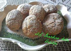 Muffin banana nocciola, dolci