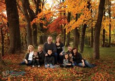 Topeka Photographer Fall Family Special