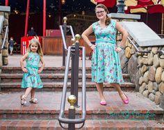 mum & daughter matching