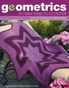 Gather your crochet hook and some colorful yarn, and get ready to have fun with simple geometry. Designer Ruthie Marks explores 3 mathematical concepts to create more than 25 exquisite crochet designs: Dragon Curve designs include Luxury Scarf, Diamond Shawl, Craft Tote for All Reasons, Jute Doormat, Ruffles Afghan, and Labyrinth (wall hanging)