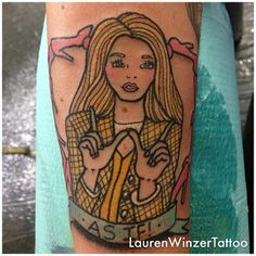 This Clueless tat is literally the most amazing thing I've ever seen. | 31 Super Cute Tattoos For '90s Girls