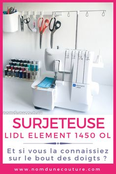surjeteuse lidl element 1450 ol pinterest Coin Couture, Couture Sewing, Bernina 1008, Models Men, Sewing Online, Techniques Couture, Diy Dress, Sewing Clothes, Dress Sewing