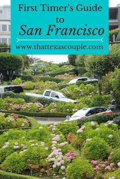 Planning a trip to San Francisco? Check out our list of the top attractions and tours in San Francisco so that you can make the most of your time here. #sanfrancisco #visitsanfrancisco #sanfranciscoattractions #whattodoinsanfrancisco via @https://www.pinterest.com/thattexascouple