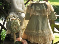 ~~~ Three piece French BeBe Couture Costume ~~~ from whendreamscometrue on Ruby Lane