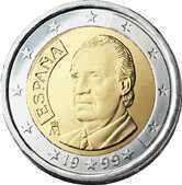 2€ Espanja 2000