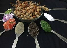 Great recipe for Chaat. We all make sweets on festival. This Holi I made full protein and oil free Chaat. Holi Sweets, Holi Recipes, Chaat Recipe, Chaat Masala, Chutney, Great Recipes, Roast, Stuffed Peppers, India