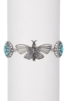 platinum-finds ~ Products ~ Lucky Brand Butterfly Bracelet ~ Shopify