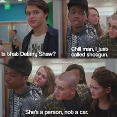 """#RedBandSociety 1x09 """"How Did We Get Here?"""" Grey Anatomy Quotes, Greys Anatomy, Ciara Bravo, Red Band Society, Hart Of Dixie, Young Americans, Like U, Tv Show Quotes, Thomas Brodie Sangster"""