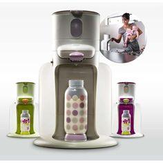Espresso Baby bottle maker