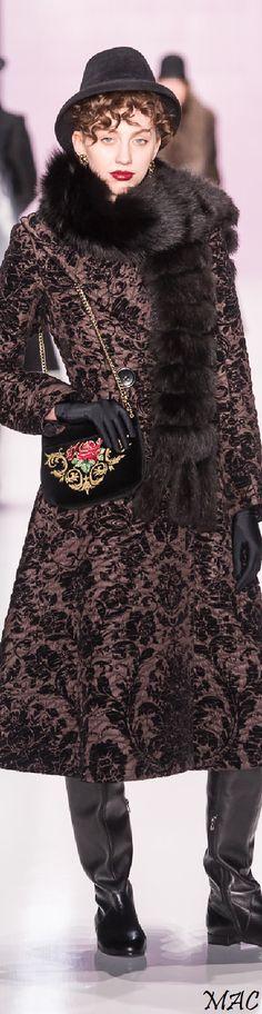 Slava Zaitsev Russian Style, Russian Fashion, Fur Fashion, Autumn Fashion, Womens Fashion, Woman Style, Fall Looks, Fall 2015, Earthy