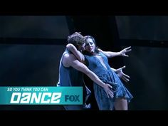 Casey & All-Star Makenzie: Top 6 Perform | SO YOU THINK YOU CAN DANCE | FOX BROADCASTING - Over You (one last day with someone you love)