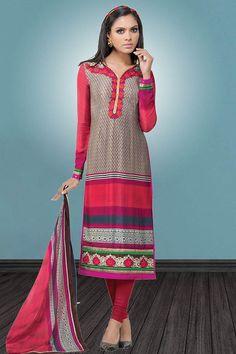 gris et crêpe couleur rose salwar kameez Prix - 59,00 € OccasionFestival de Porter, Vêtement De Tous Les Jours, Cérémonial CouleurRose, Gris TissuCrêpe, Mousseline de soie RemiseNon travail de robeImprimer, Broderie, fil de soie, Pierre de cristal Temps pour expédier:10 à 12 jours ouvrables #salwarkameez #trendy #stylish #collection #gorgeous #pretty #paris #robe #parisfashion #ethnic #weddings #marriage #france #fashionable #style #stylish #onlineshopping #bollywood #shopkund #ootd