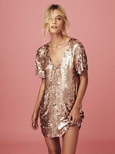 Prom Dresses 2018 New Free People Blue Surry Sequin Dress Shift Dresses, Club Dresses, Party Dresses, Dress Party, Dance Dresses, Homecoming Dresses, Casual Dresses, Bridesmaid Dresses, Mode Outfits