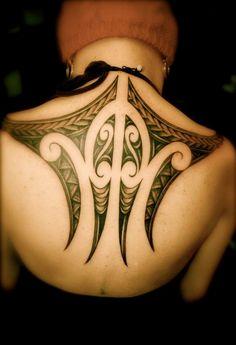 unique tattoos ideas: most popular images of ta moko tattoos