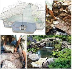 DIY Water Features