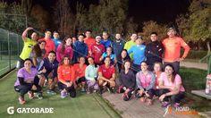 Últimas semanas de entrenamiento con LuMi de cara a los maratones del segundo semestre #GanasDesdeAdentro #GatoradeChile