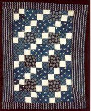 four patch  ca.1870-1890-classic!